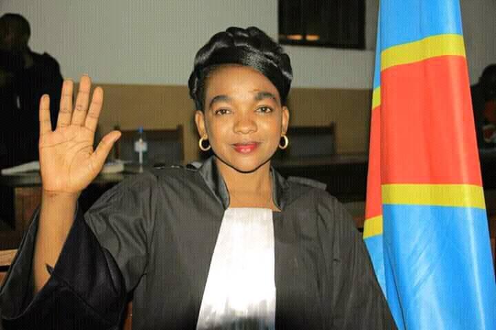 Non, la ministre de la justice du Nord Kivu n'a jamais été de la Lucha