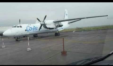 Non, l'avion qui a fait crash près de Kinshasa ne contenait aucun matériel de la CENI