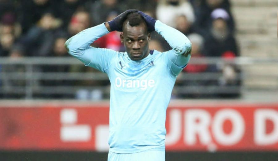Faux, Mario Balotelli n'a pas quitté l'Olympique de Marseille pour le TP Mazembe