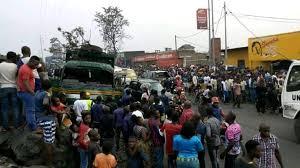 Faux, l'accident de circulation de ce jeudi 25 juillet à Goma n'a pas fait 14 morts