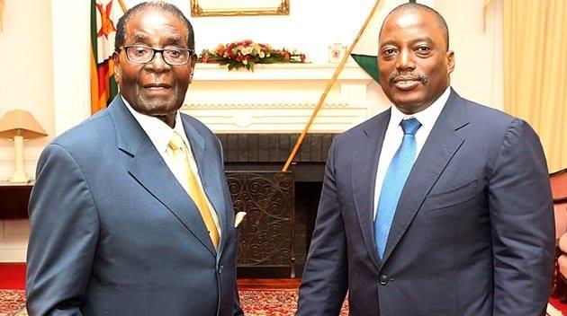 Ce faux compte de Kabila qui publie des Hommages authentiques à Robert Mugabe