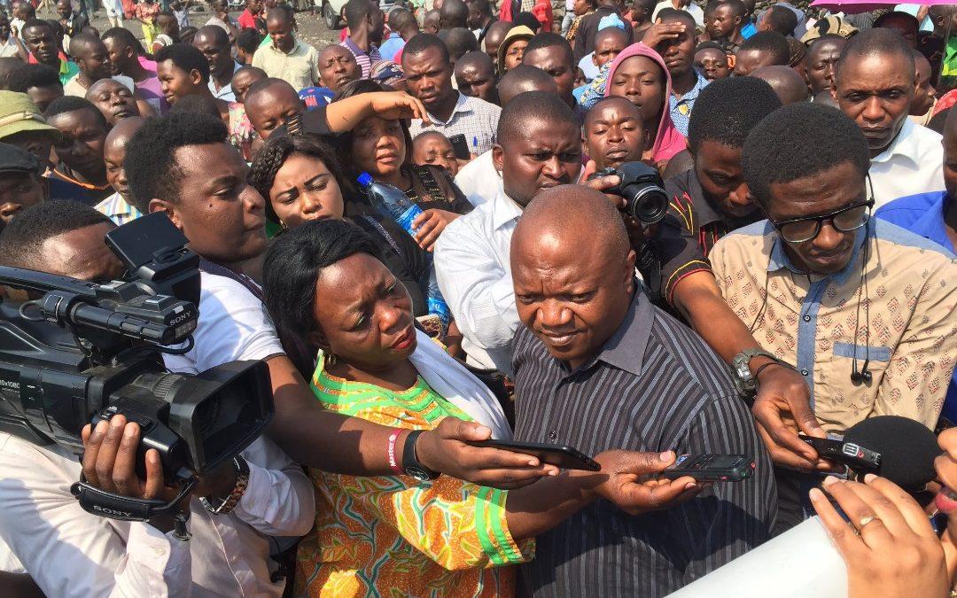 Faux, les membres de famille du journaliste Philémon Kachelewa n'ont pas été massacrés