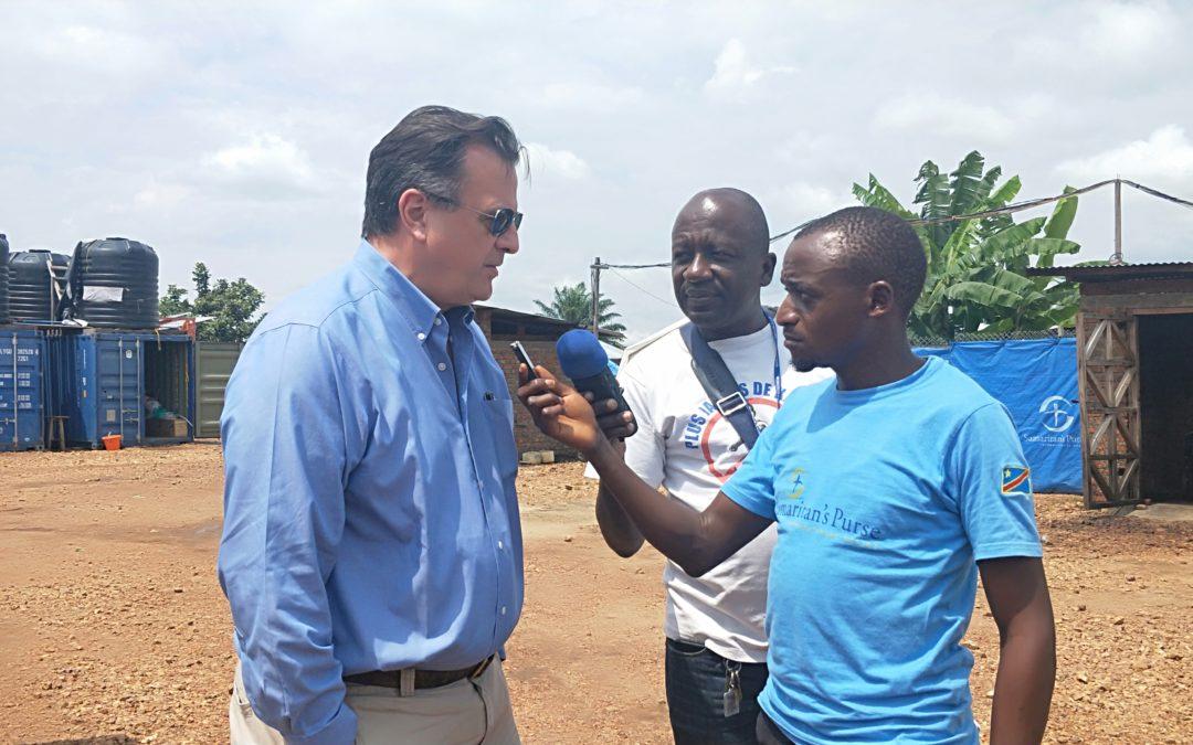 Faux, une radio impliquée dans la lutte contre la maladie à virus Ebola n'a pas été incendiée en Ituri