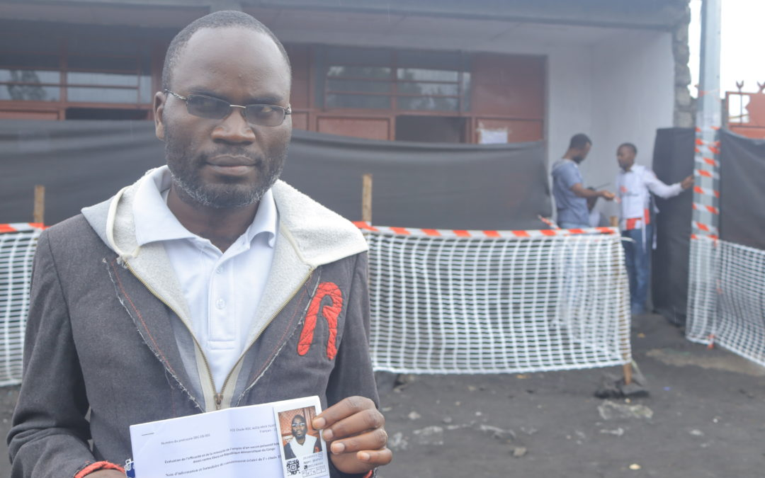 Le test d'un vaccin japonais contre Ebola en RDC ? Attention, c'est une infox