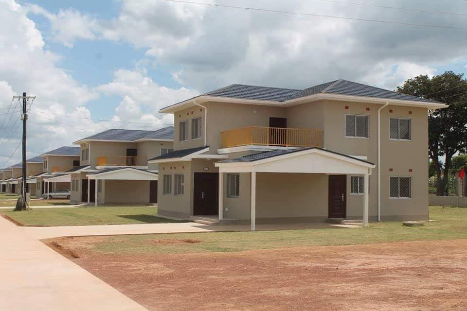 Fact-Check : Nouvelle vague des fausses photos des logements sociaux au camp Tshatshi