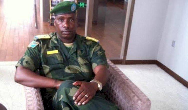 Faux: Le Colonel des FARDC Aaron Nyamushebwa n'a pas fait défection