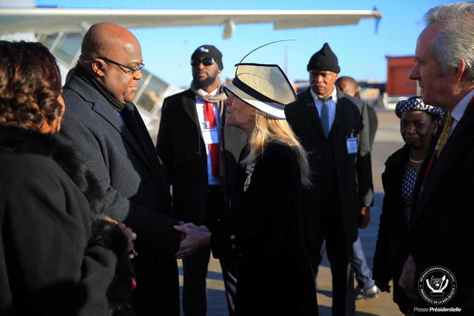 Non, l'arrivée de Felix Tshisekedi à Londres, n'est pas la première visite d'un chef d'Etat congolais depuis Mobutu en 1973